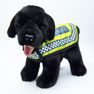 Police Dog – Black Labrador