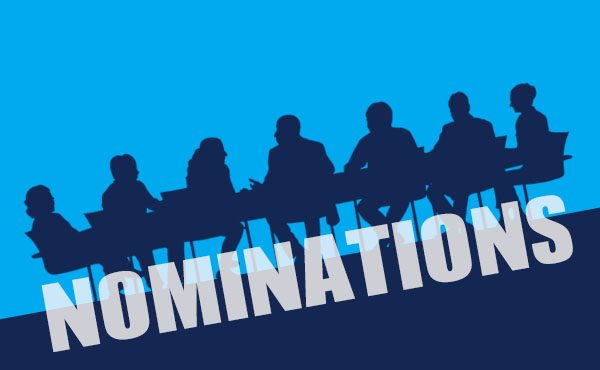 Notification of Nominations Received