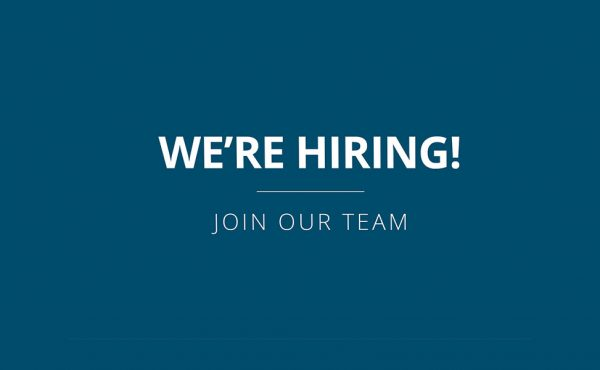 We're hiring – Liaison Officer
