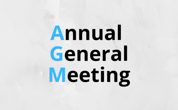 Notice of Annual General Meeting 2020