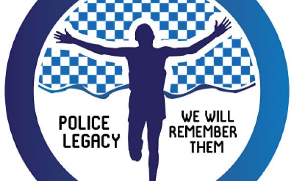 Run 4 Blue and support Police Legacy