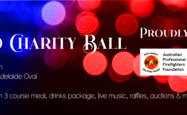 Triple 0 Charity Ball – Save the date!